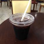 エアポートカフェ AZUL - 氷温熟成コーヒー(300円)