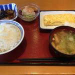 札幌栄町食堂 - 料理写真:玉子焼き(関西風)