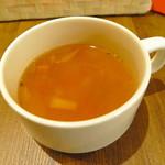 小松屋 - ランチスープ