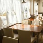 タンタ フェリチッタ - おしゃれな空間の中、おいしいお料理が楽しめます
