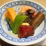 竹はる - 2015.11.26:野菜煮つけ