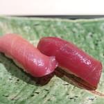 鮨 ます田 - 中トロ、マグロ