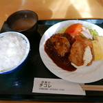 45040182 - 日替わり定食(850円)