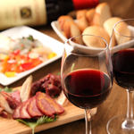肉専門 大衆酒場 トロット - ワインに合うおつまみ