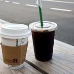 スターバックス コーヒー - ドリップコーヒーのホットとアイス