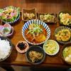 古民家 そらCafe - 料理写真:小鉢のセット