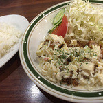 キッパーズ ケルシュ - 本日の日替わりは「チキン南蛮定食」