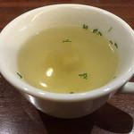 キッパーズ ケルシュ - 定食のスープ