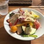 チェント・ドゥエ - 30種類の野菜サラダ