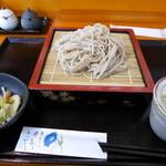 富田茶屋 - 料理写真:盛りそば