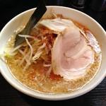 宗家一条流がんこラーメン八代目直系 町屋店 - タンタン麺大盛(900円)