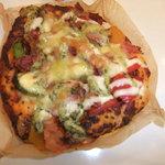 麦の家 - ピザ大きくて美味しい^^