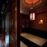 大阪王 - 2階掘りごたつ個室