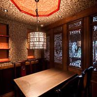 大阪王 - 2階テーブル個室