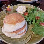フラッフィー - 鮭のクリームチーズ