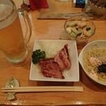 丸喜舟 - 料理写真:ある日の突き出し