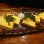 郷土料理 五志喜 本店 - 出汁巻き卵も美味でした