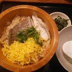 郷土料理 五志喜 本店 - 〆は「鯛めし」にてww