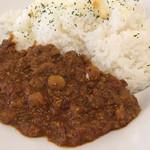 アンダーバー - 豆カレーランチ