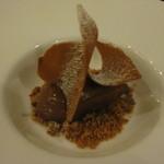リベルタス - デセール チョコレートのアイスクリーム