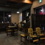 麺楽屋 - 店内