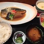 日本料理・鮨 あしび  - サバ味噌