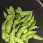 ぴかり魚 - 枝豆
