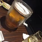 ぴかり魚 - ビールピッチャー