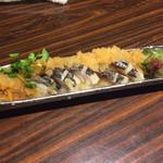 ぴかり魚 - 炙りサバ