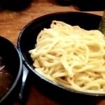 麺や つとむ - 「つけ麺(中盛り)」(¥780)