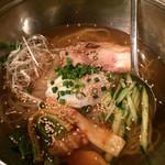 じょんのび - 美味しい冷麺でした(*ꆤ.̫ꆤ*)