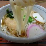 45084559 - かけうどん(細麺)