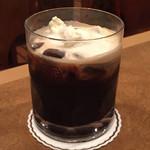 珈琲店トップ - トップアイスコーヒー(570円)