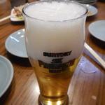 又一順 - 生ビール