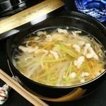 濱おか - 沢煮椀