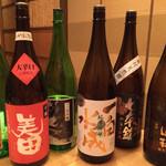 45088241 - 呑んだ日本酒たち笑