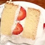 45088318 - ショートケーキ