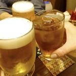 定食屋しゃもじ - 2015年11月 夜!!