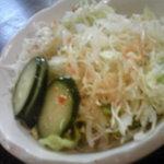 ガネーシャ・ガル - サラダ