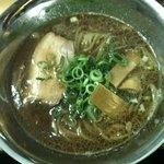 つけ麺・中華 もぐら - ラーメン700円