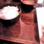 4509280 - 食べ放題 御飯&味噌汁