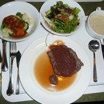 オアシス - 料理写真:私の食事