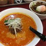 四川亭 - 担々麺&まかない丼