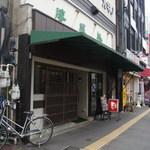 海賊船 - 東武百貨店のすぐ目の前にあります