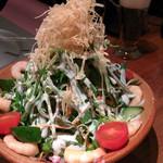 45093077 - 野菜いっぱいのサラダ
