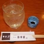 明月庵 ぎんざ 田中屋 - ここから2015.10.28の画像