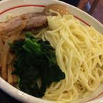 マルイチラーメン - つけ麺