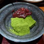 鮨酒肴や魚忠本店 -