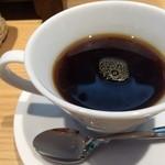 銀cafe - 気まぐれカレーランチ 食後のコーヒー
