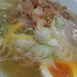 餃子の王将 - ラーメンアップ